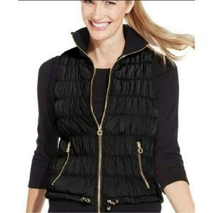 Calvin Klein | Black puffer vest